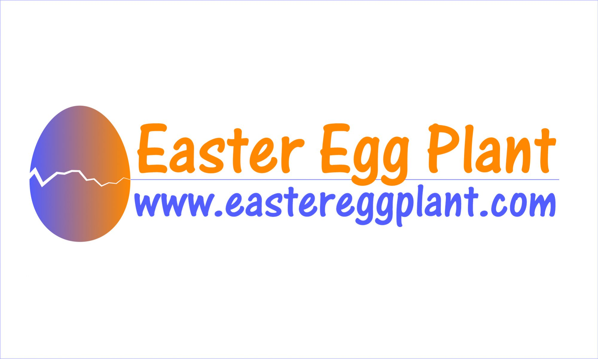 EasterEggPlant